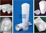 Non Woven PP Liquid Filter Bags Woderful Precision For Water Filtration