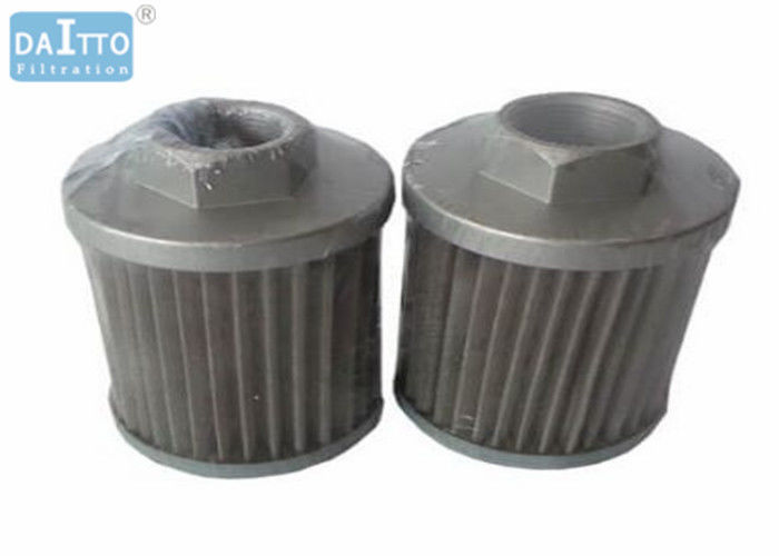 AWF Suction Filter Hydraulic Filter Cartridge Threaded Connection For Lube Filtration