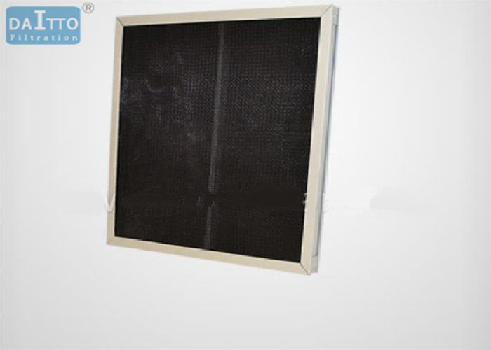 Washable Nylon Mesh High Flow Panel Filter In Central Air Conditioning