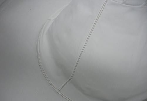 Centrifuge Dust Filter Cloth , Polypropylene Filter Fabric Pore Size Wide Range