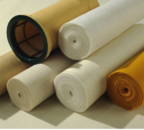 Waterproof Acrylic Dust Filter Cloth Industrial Filter Cloth With PTFE Membrane