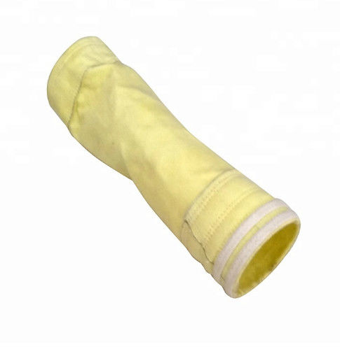 1.7mm Thickness Fiberglass Filter Cloth , Biodiesel Dust Collector Filter Bags