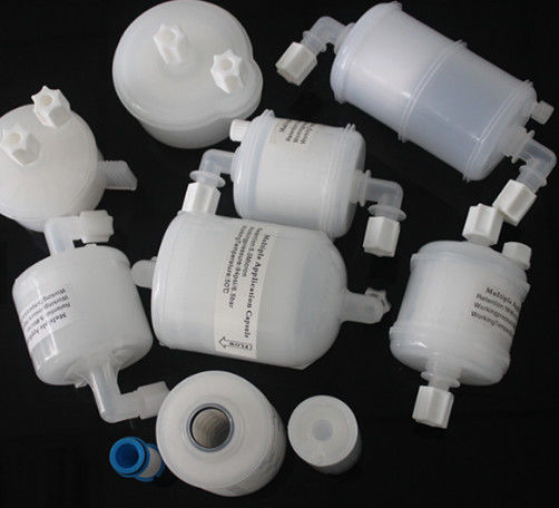 0.65um PP Inner Core Disposable Capsule Filter For Inkjet Printing Machine