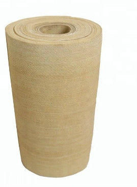 Polyester Needle Punched Industrial Filter Cloth Coated With TPU Membrane